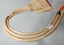 Kabelkonfektion Beschriftung